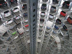 ייצור מכוניות בבריטניה צונח לרמה הנמוכה ביותר מאז 1954