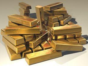 מחיר הזהב עולה בפעם הראשונה מעל 2,000 דולר